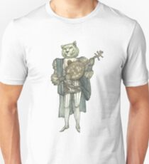 Banjo Lion Unisex T-Shirt