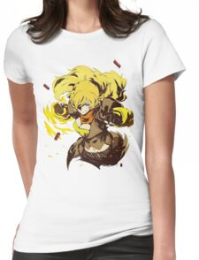 YANG Womens Fitted T-Shirt
