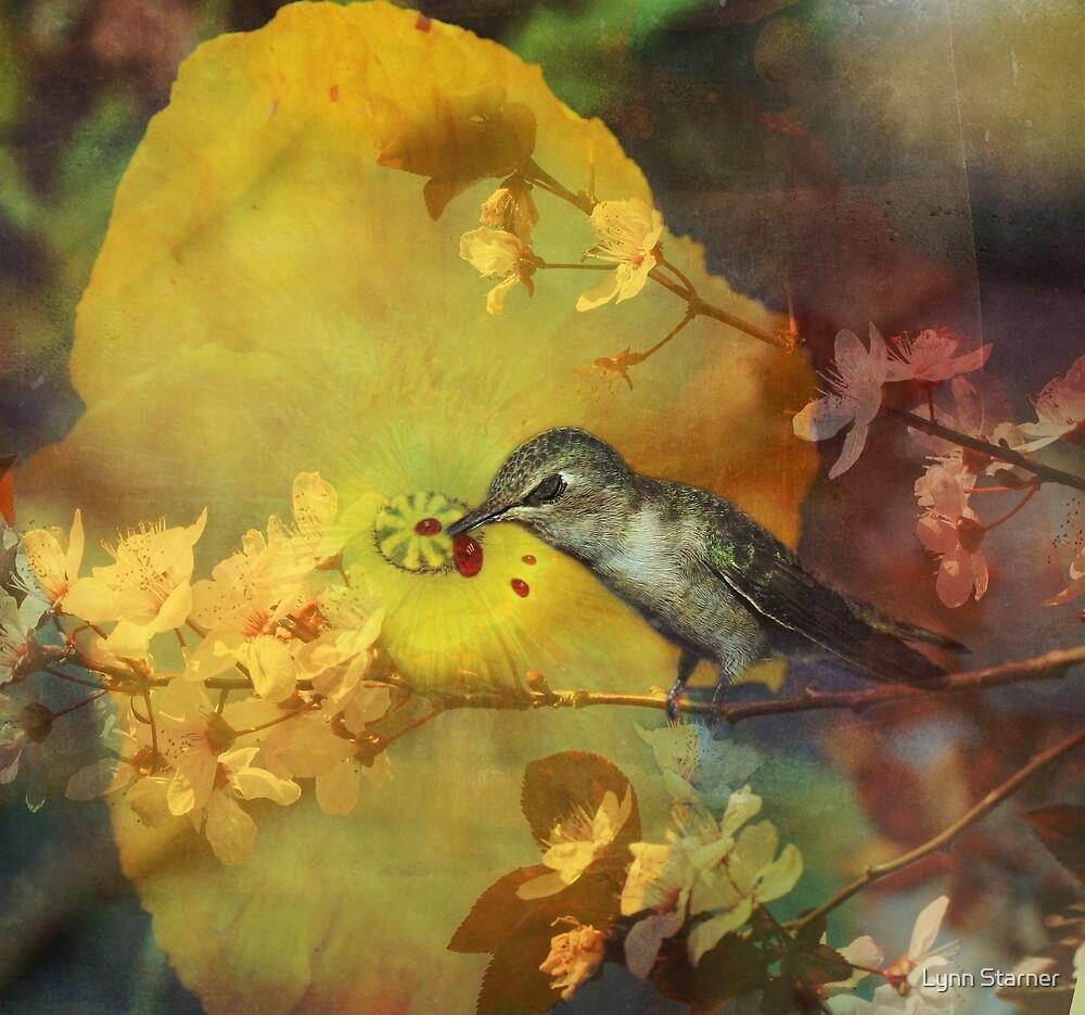 Vampire of the Flower World by Lynn Starner