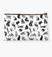 Kitty Kitty, bang-bang! Studio Pouch