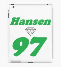 Fifth Harmon Hansen Merch iPad Case/Skin