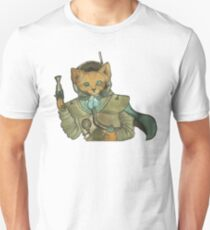 Space Pirate Fox Unisex T-Shirt