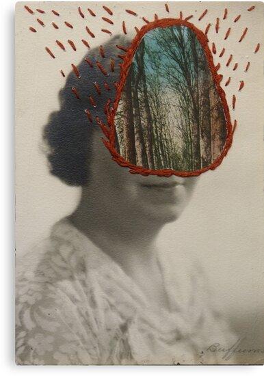 Forest Woman by SusanSanford