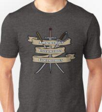 Nerdy Tee - Knights of the Cross Unisex T-Shirt