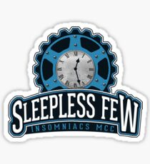 The Sleepless Few - MCC Edition Sticker