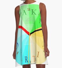 Take Your Time A-Line Dress