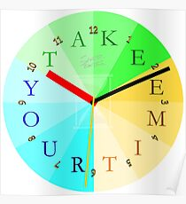 Take Your Time Poster