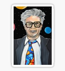 Will Ferrell as Harry Caray SNL Sticker