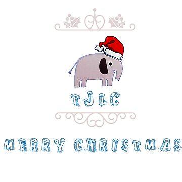 Christmas Johnlock by annyskod