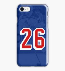 Jimmy Vesey - #26 New York Rangers Phone Case iPhone Case/Skin