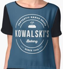 Kowalski's Bakery Women's Chiffon Top