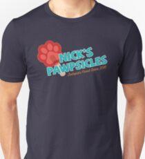 Nick's Pawpsicles Unisex T-Shirt