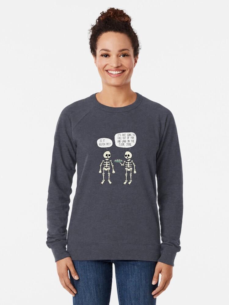Alternate view of Is it gluten free? Lightweight Sweatshirt