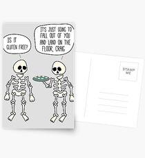 Is it gluten free? Postcards