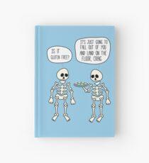 Is it gluten free? Hardcover Journal