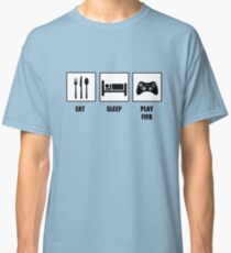 EAT SLEEP PLAY FIFA Classic T-Shirt