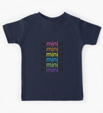 Multi-Color Mini Feminist Kids Tee