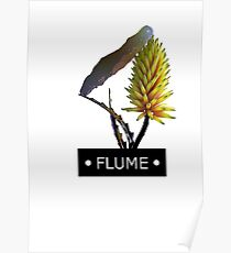 FLUME SAY IT Poster