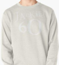 Red Holiday Editions Jackie 60 Logo  Pullover