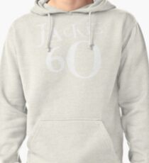 Red Holiday Editions Jackie 60 Logo  Pullover Hoodie