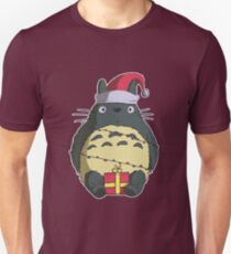 Totoro-Ho-Ho Unisex T-Shirt