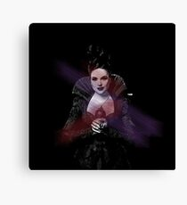 OUAT Evil Queen Canvas Print