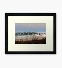 Carolina Coast Framed Print