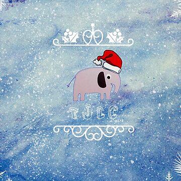 Johnlock Christmas by annyskod