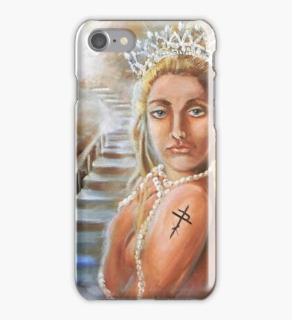 Queen among the Minions iPhone Case/Skin