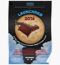 EST/LA Launchpad 2016 Art Poster
