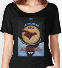 EST/LA Launchpad 2016 Art Women's Relaxed Fit T-Shirt