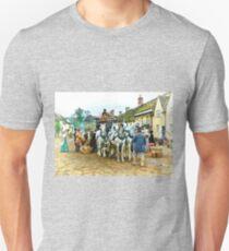 Departing Cranford Unisex T-Shirt