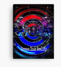 Escape Your Reality Canvas Print