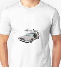 delorean: by Beau Unisex T-Shirt