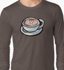 latte heart T-Shirt