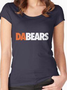Da Bears Women's Fitted Scoop T-Shirt