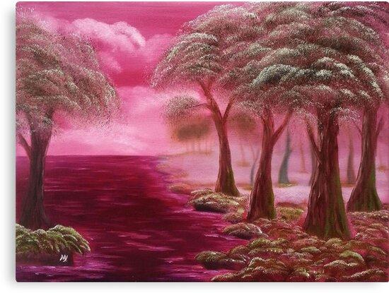Virgo's Candy Island / Demeter's Paradise by MelanieJoy