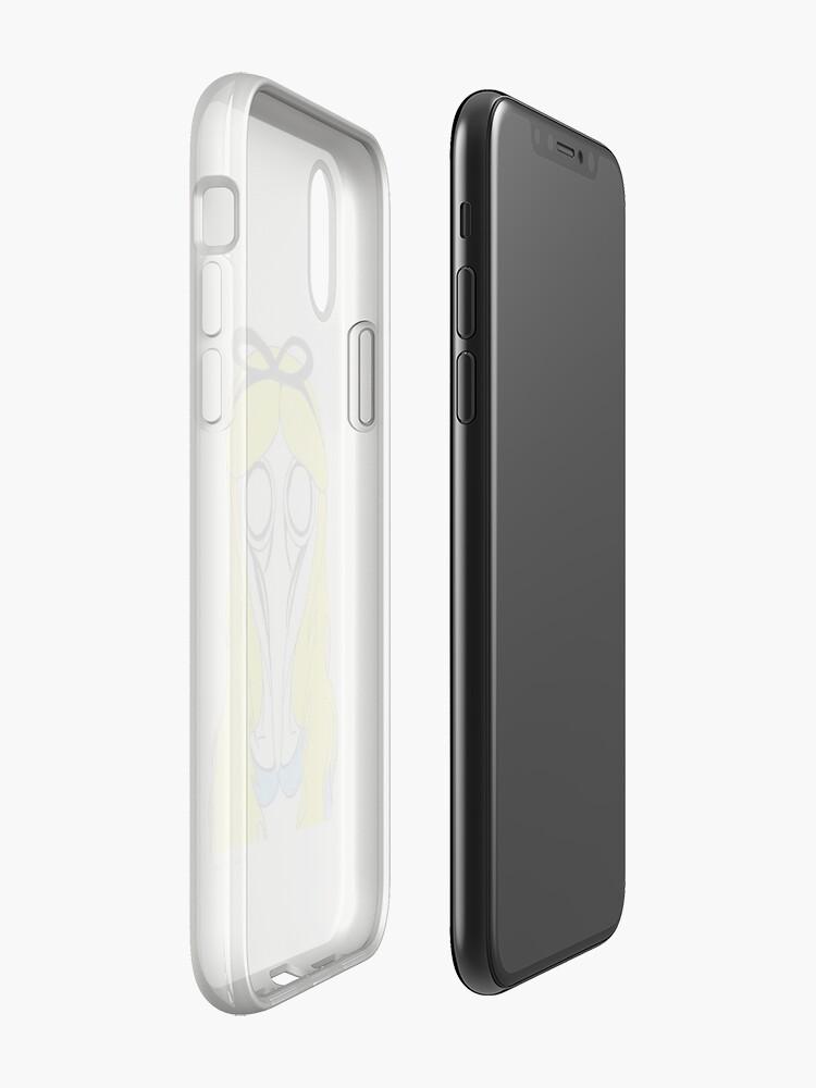 Alternative Ansicht von Curiouser and Curiouser iPhone-Hüllen & Cover