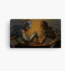 Battlehorn - Multiplayer Theme Canvas Print