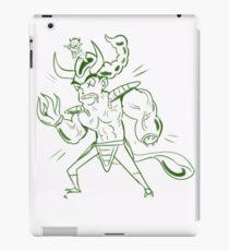 Dragon Ball Z Spoof iPad Case/Skin