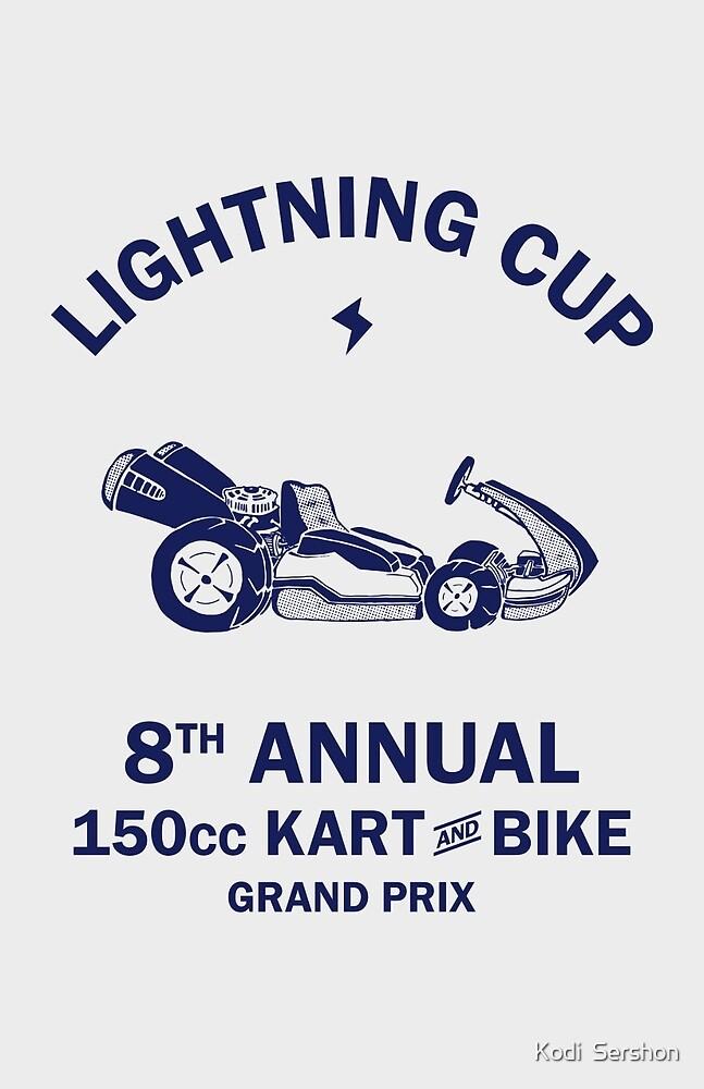 Lightning Cup Kart & Bike Grand Prix by Kodi  Sershon