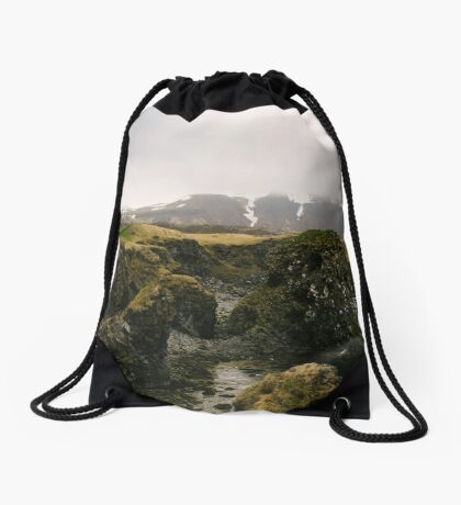 Arnarstapi Drawstring Bag