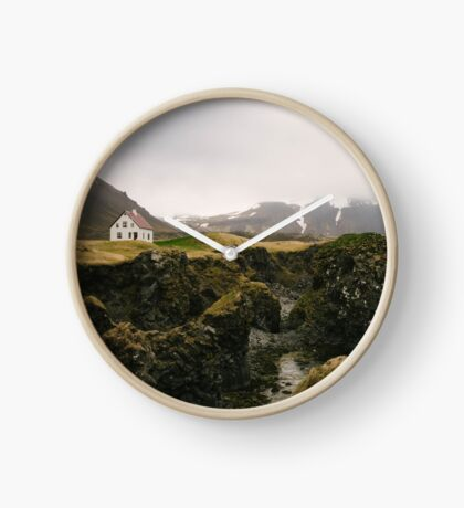 Arnarstapi Clock
