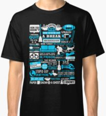 Friends - All in one tshirt  Classic T-Shirt