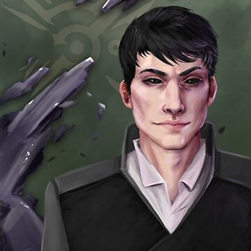 The Outsider - The Watcher in the Void by CapricaPuddin