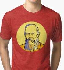 Fyodor Dostoevsky Tri-blend T-Shirt