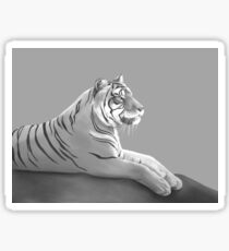 Tiger II Sticker