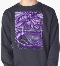 Painted Amethyst Pullover