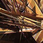 Euclidean Chaos Abstract Algorithmic Art by Jim Plaxco