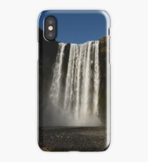skogafoss iPhone Case/Skin